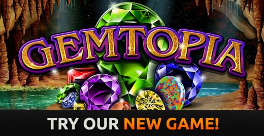 Jackpot Capital Casino Gemtopia Slot Bonuses