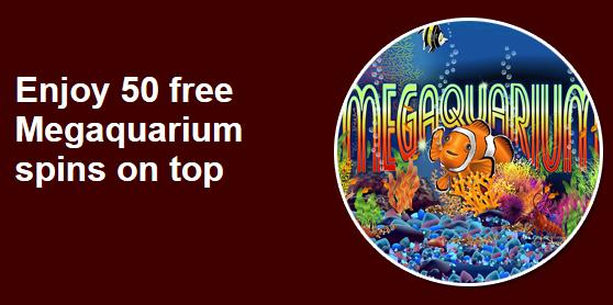 Grande Vegas Casino Deposit Bonus Plus Megaquarium Slot Free Spins