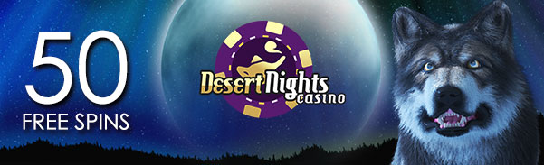 Desert Nights Casino USA and Australia Bonus Codes