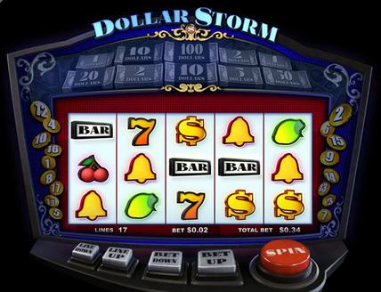 Slotland Casino Dollar Storm Slot Bonuses