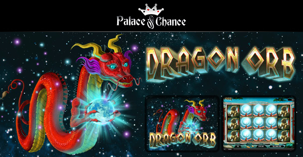 Palace of Chance Casino Dragon Orb Slot Bonus