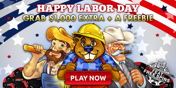 Intertops Casino Labor Day 2017 Bonuses