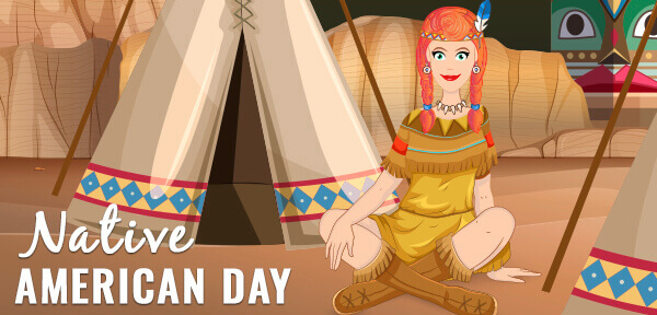 Native American Day Bonus at Slots Capital Casino