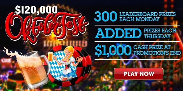 Intertops Casino Oktoberfest Promotion