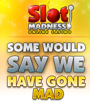 Exclusive Slot Madness Casino Bonus Coupon Codes