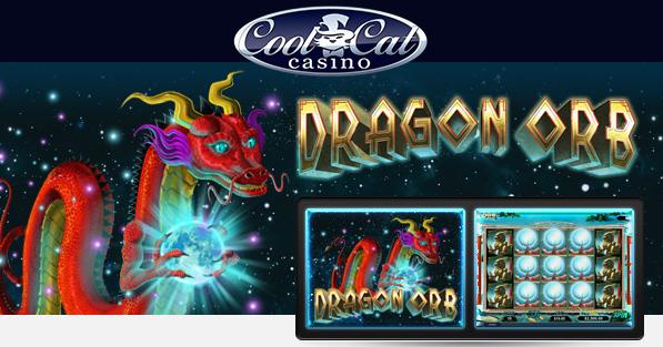 Cool Cat Casino Dragon Storm Slot Bonus Code