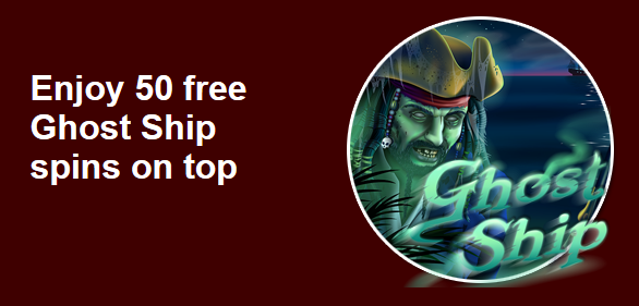 Grande Vegas Casino Deposit Bonus Plus Ghost Ship Free Spins