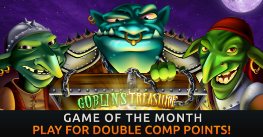 Jackpot Capital Casino October 2017 Slot of the Month