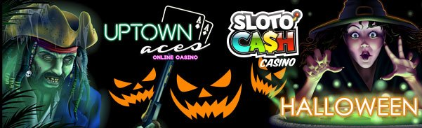 Halloween 2017 Casino Bonus Codes