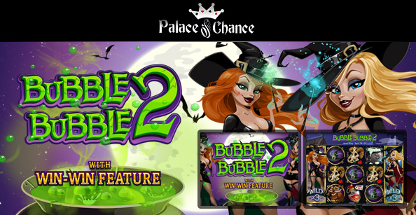 Palace of Chance Casino Bubble Bubble 2 Slot Bonus