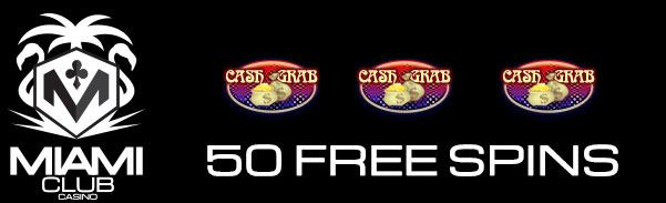 Miami Club Casino October 2017 New Player Bonuses