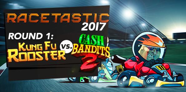Slotastic Casino Round 1 Racetastic Bonuses