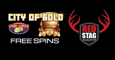 Red Stag Casino October 2017 Free Spins