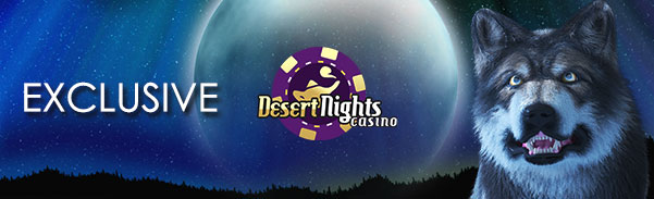 Desert Nights Casino November Bonus Codes