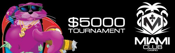Miami Club Casino November 2017 Slot Tournament
