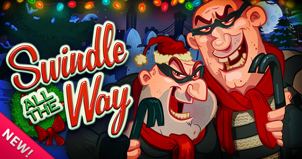 Slots of Vegas Casino Swindle All the Way Slot Bonus