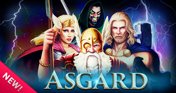 Voyage to Asgard Slots - Try the Online Game for Free Now